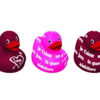 Mini Bud Designer Duck Set Lovers (3PK)  by Design Room - New BNIB Z
