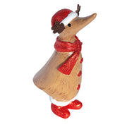 DCUK Dinky Ducks - Red Reindeer Duck - Xmas 2019