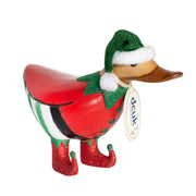 DCUK Ducky - Christmas Red Elf