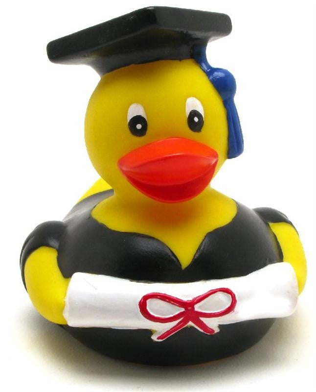 Graduate Rubber Duck From Yarto