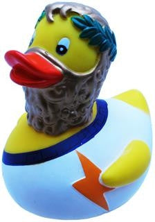 Zeus Rubber Duck From Yarto