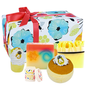 Bee-autiful Gifts - Wrapped from Bomb Cosmetics