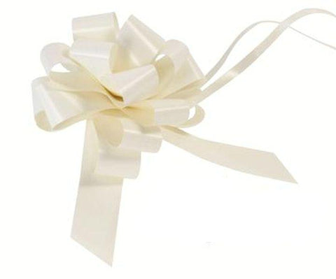 30mm Pull Bow - Ivory No.61 by Eleganza