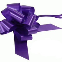 50mm Pull Bow - Purple No.36 by Eleganza