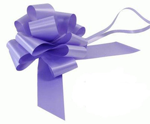 50mm Pull Bow - Lavender No.45 by Eleganza