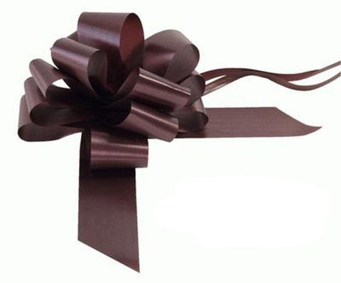 50mm Pull Bow - Chocolate No.58 by Eleganza