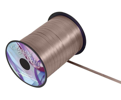 5mm Curling Ribbon - Chocolate No.58 by Eleganza - 500yds