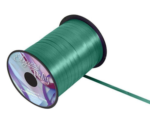 5mm Curling Ribbon - Emerald Green No.15 by Eleganza - 500yds
