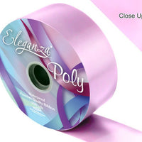 50mm Poly Ribbon - Fashion Pink No. 22 by Eleganza - 91m (100yds)