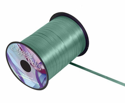 5mm Curling Ribbon - Green No.50 by Eleganza - 500yds