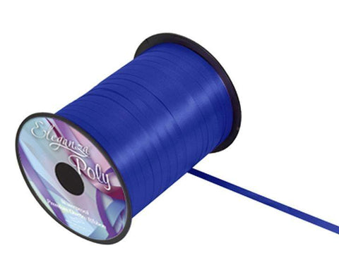 5mm Curling Ribbon - Navy Blue No.19 by Eleganza - 500yds