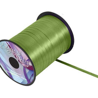 5mm Curling Ribbon - Pistachio Green No.27 by Eleganza - 500yds