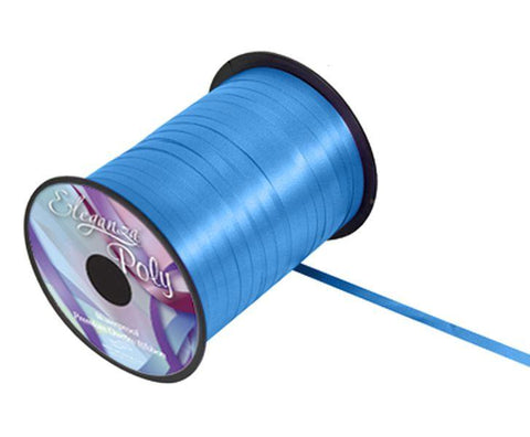 5mm Curling Ribbon - Turquoise No.55 by Eleganza - 500yds