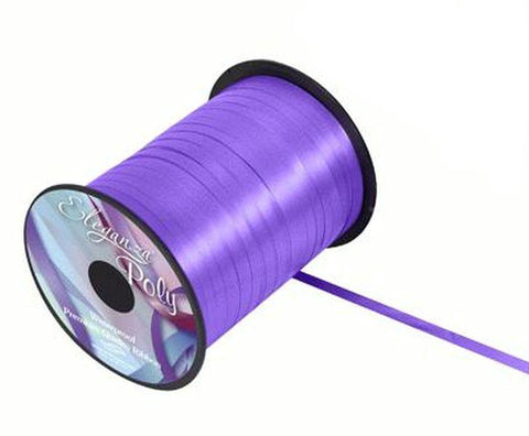 5mm Curling Ribbon - Purple No.36 by Eleganza - 500yds