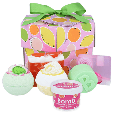 Fruit Basket Gift - Hex from Bomb Cosmetics