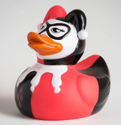 Harley Quinn Bath Duck