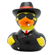 Al Capone Duck - design by LILALU