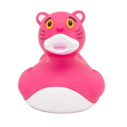 Pink Panther Rubber Duck By Lilalu