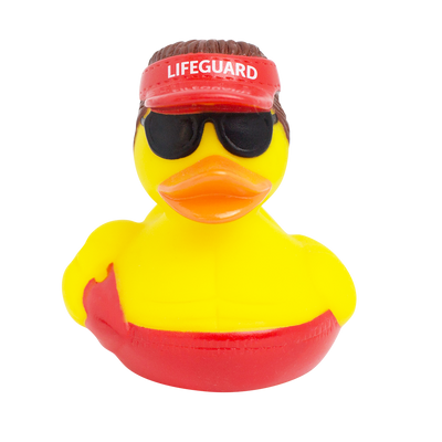 Lifeguard Duck - design by LILALU