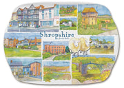 Shropshire Medium Tray - Emma Ball