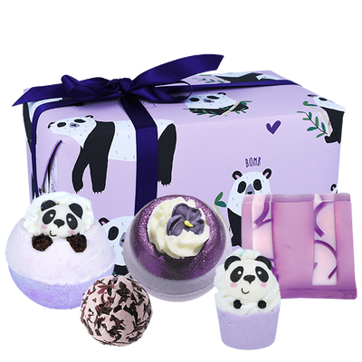 Panda Yourself Gifts - Wrapped from Bomb Cosmetics