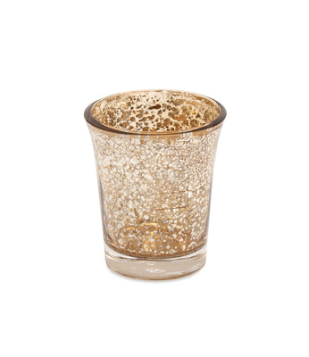 Pearl Mercury Votive Holder - From Heart and Home