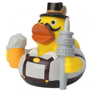 Munich Bier Keller Rubber Duck By MBW City Duck