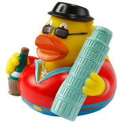Leaning Tower of Pisa Rubber Duck By MBW City Duck