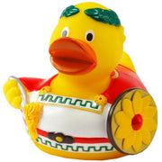 Roman Rubber Duck By MBW City Duck