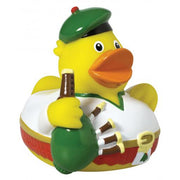 Scottish Rubber Duck By MBW City Duck