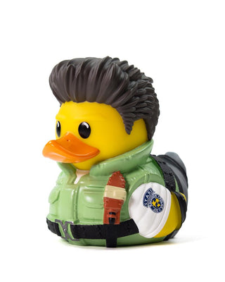 Resident Evil Chris Redfield TUBBZ Cosplaying Collectible Duck
