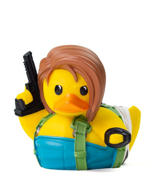 Resident Evil Jill Valentine TUBBZ Cosplaying Collectible Duck
