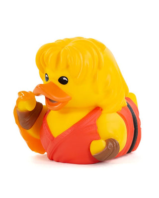 Street Fighter Ken TUBBZ Cosplaying Duck Collectible