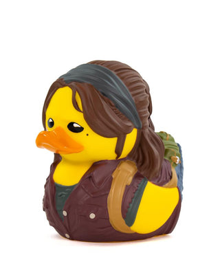 The Last of Us Tess TUBBZ Cosplaying Duck Collectible