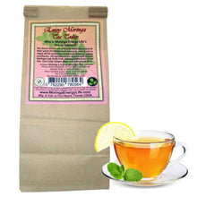 Load image into Gallery viewer, Moringa Ginger Turmeric Tea, Loose Leaf 3.4 oz