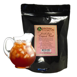 Moringa Iced Tea (10 pack of Gallon Tea Bags)
