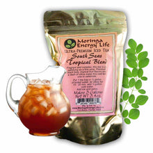 Load image into Gallery viewer, Moringa South Seas Tropical Blend Iced Tea (3 One Gallon Tea Bags)