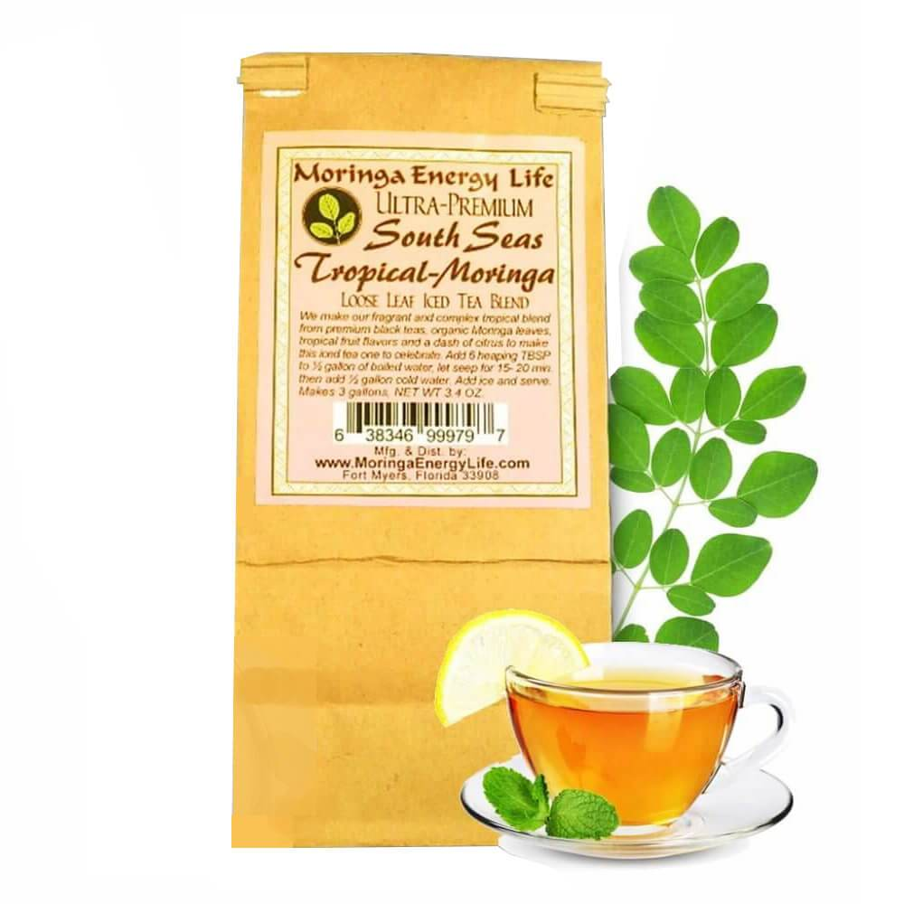 Moringa South Seas Tropical Blend Iced Tea (Loose Leaf)