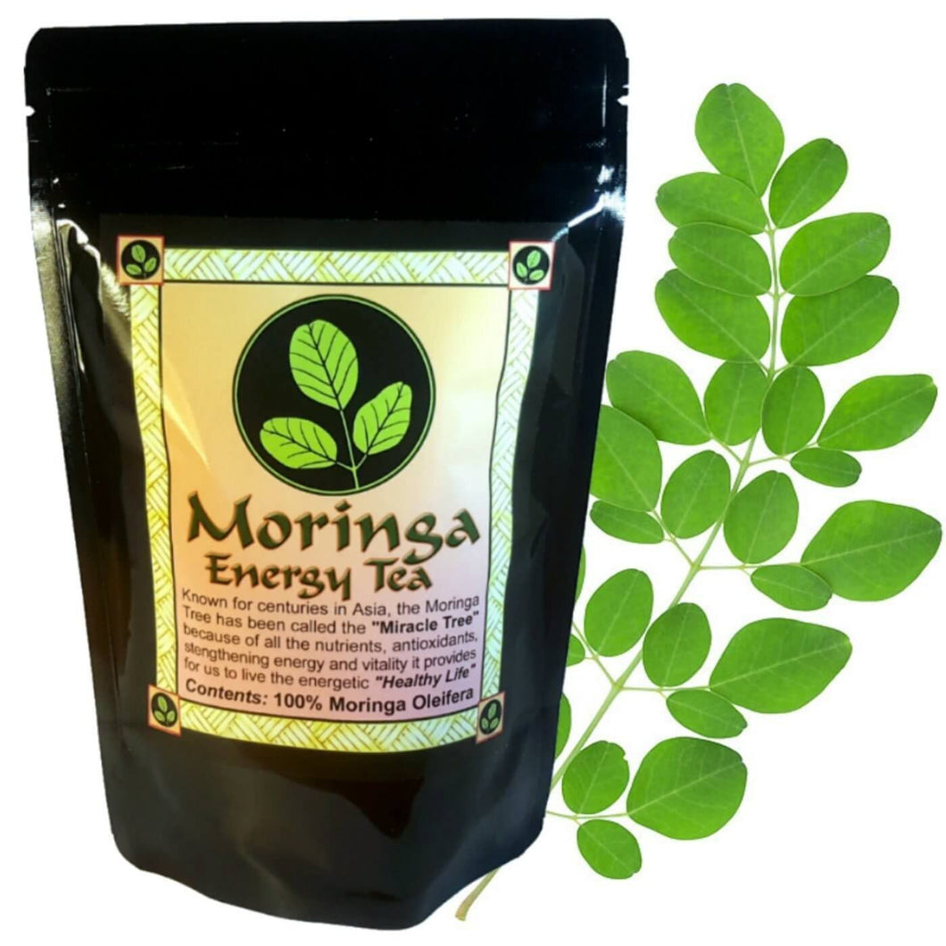 USDA Organic Moringa Energy Tea 112 teabags