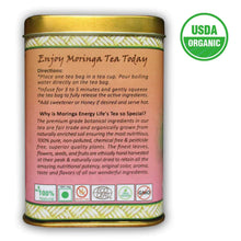Load image into Gallery viewer, USDA Organic Moringa Slimfit (Weight Loss) Tea 28 tea bags