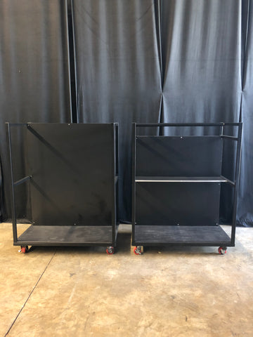 Demo carts for V2 Marketing
