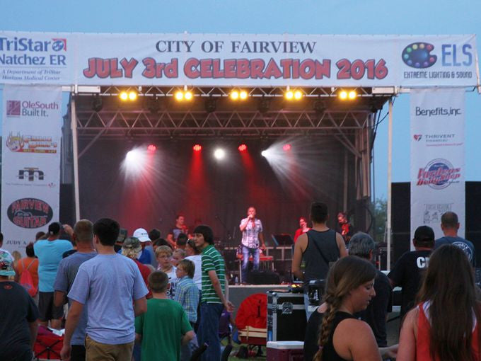 Fairview July 3rd Festival