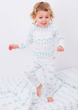 NEW Aztec Pyjama Set; Made in UK - Magnus & Mouse