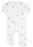 NEW Arctic Hare Sleepsuit; Made in UK