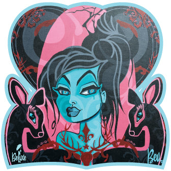 Bleeding Heart sticker