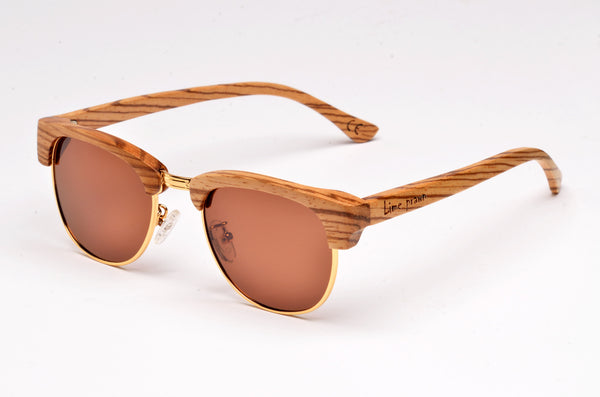 Ohio Wooden Sunglasses