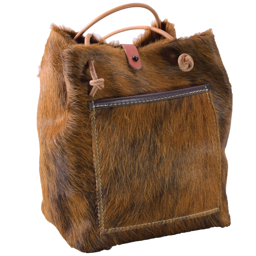 Sack Hair-on cowhide