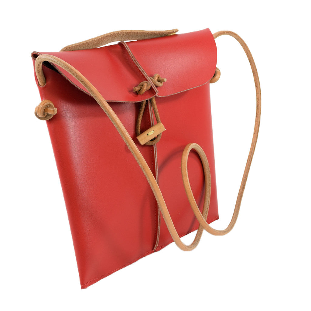 John Bag Red w/ toggle