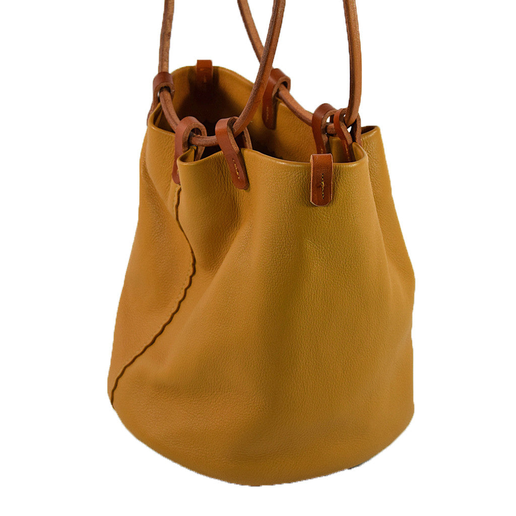 Bucket Bag Caramel