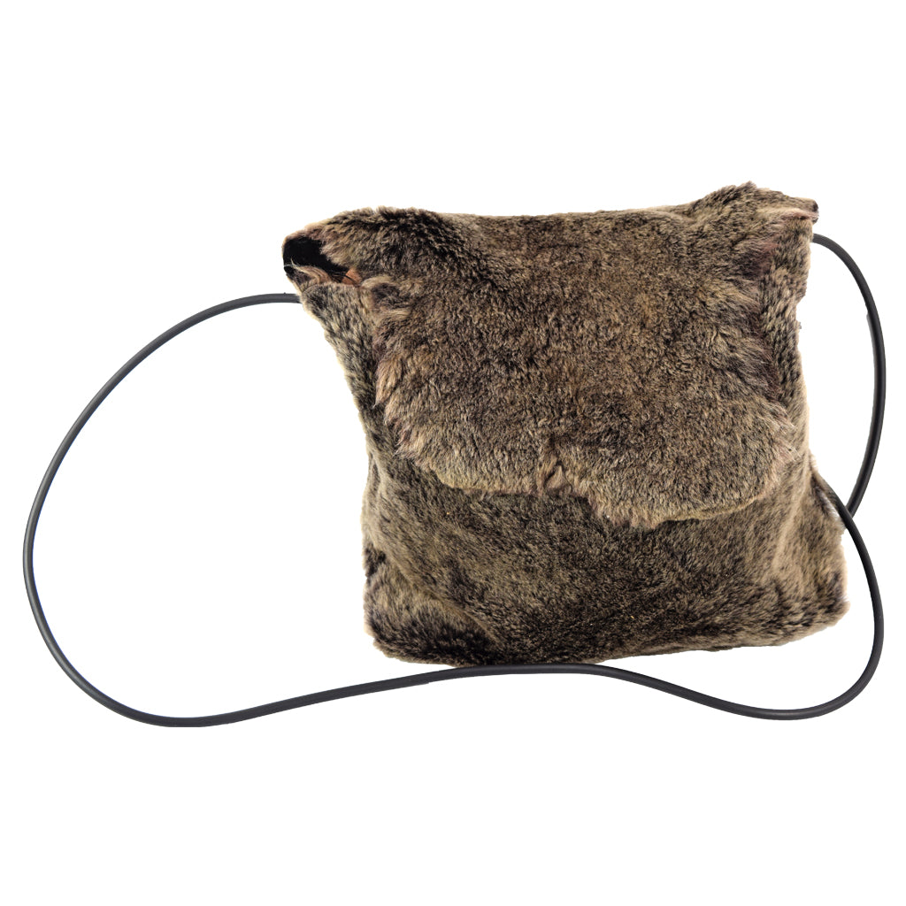 Squishy Soft Goat Hair Handbag